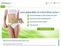 Active Slim Affiliate program