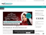 Alles-Wandtattoo Affiliate program