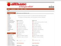 Althano Partnerprogramm
