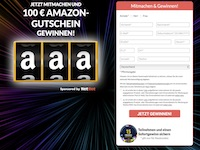 Amazon Gutschein Affiliate program