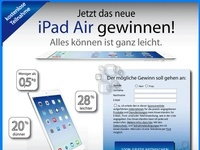 Apple iPad Affiliate program