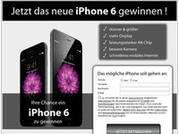 Apple iPhone 6 Partnerprogramm