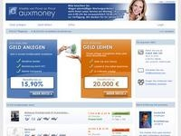 Auxmoney AdView Partnerprogramm
