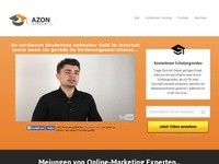 AzonAcademy Affiliate program