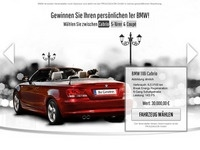 BMW1 Pro Gewinnspiel Partnerprogramm