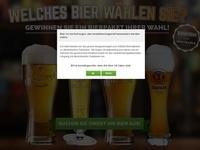 Bier Gewinnspiel Partnerprogramm