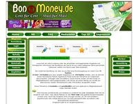 BoniMoney Partnerprogramm