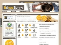 Bonus-Bunny Affiliate program
