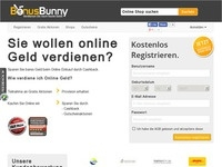 BonusBunny Affiliate program