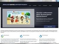 Browsergame-Bannertausch Partnerprogramm