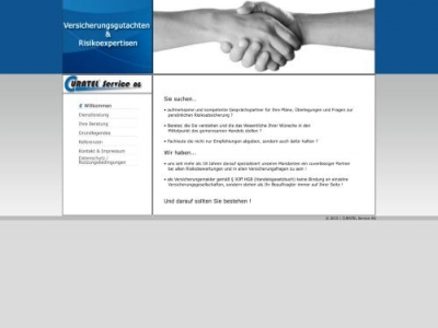 CURATEL AG Partnerprogramm