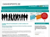 Cashexperte Affiliate program