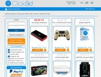 ClickBid Affiliate program