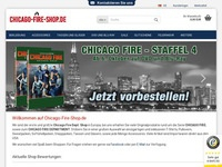 Chicago Fire Shop Affiliate program