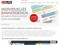 Ciix Banner Designer Programa de afiliados