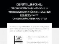 Fettkiller Formel Affiliate program