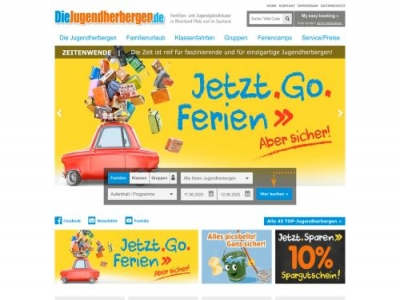 DieJugendherbergen Affiliate program