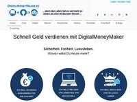 Digital Money Maker Partnerprogramm