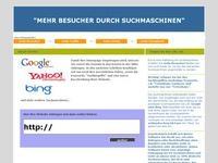 Eintragen-Suchmaschine Programa de afiliados