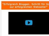 Erfolgreich bloggen Partnerprogramm
