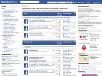 Facebook Forum Affiliate program