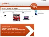 Freetoy AdViews Affiliate program