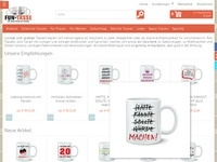 Fun-Tasse Affiliate program