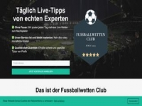 Fussballwetten Affiliate program