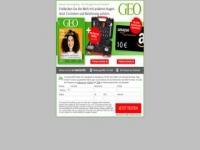 GEO mit Geschenk Partnerprogramm