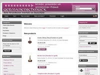 Germanenschmuck Affiliate program