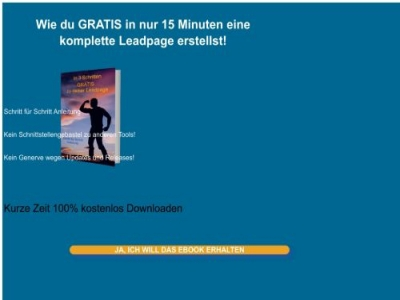 Gratis Leadpage Affiliate program