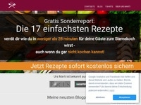 Gratis Rezeptbuch Affiliate program