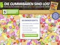 Gummibaer Gewinnspiel Partnerprogramm