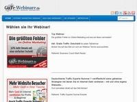 Webinar Geld verdienen Partnerprogramm