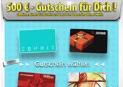 Gutschein Partnerprogramm