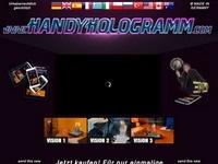 Handyhologramm Partnerprogramm