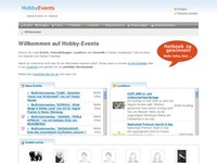 Hobby-events AdClick Partnerprogramm