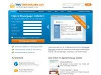 Webvisitenkarte Partnerprogramm