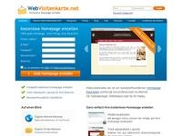 Homepage Baukasten Affiliate program