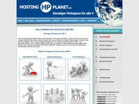 Hosting-planet.biz Affiliate program