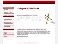 Individuelle Gedichte Affiliate program