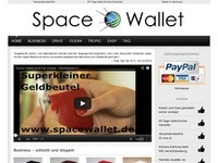 Spacewallet Affiliate program