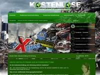 Kostenlose Autoentsorgung Affiliate program