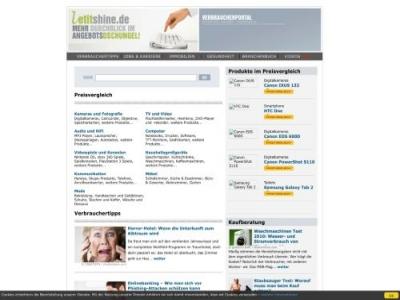 Letitshine Popdown Partnerprogramm