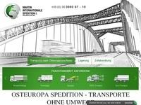 MARTIN Osteuropa Partnerprogramm
