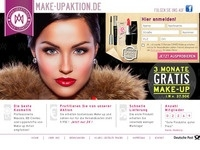Makeupaktion Partnerprogramm