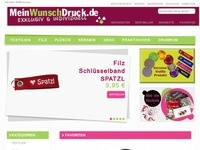 MeinWunschDruck Affiliate program