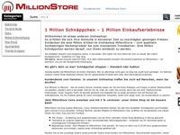 MillionStore Partnerprogramm