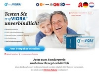 Myvigra Testpaket Affiliate program