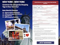New-York Reise Partnerprogramm